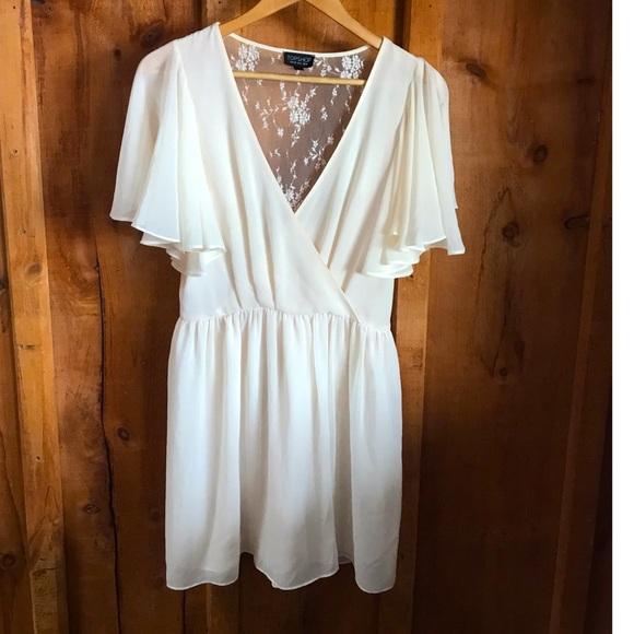 Lovely top shop dress